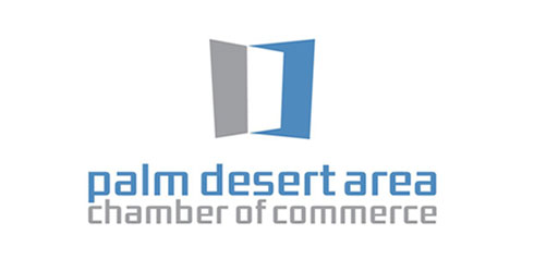 Palm Desert Chamber of Commerce logo